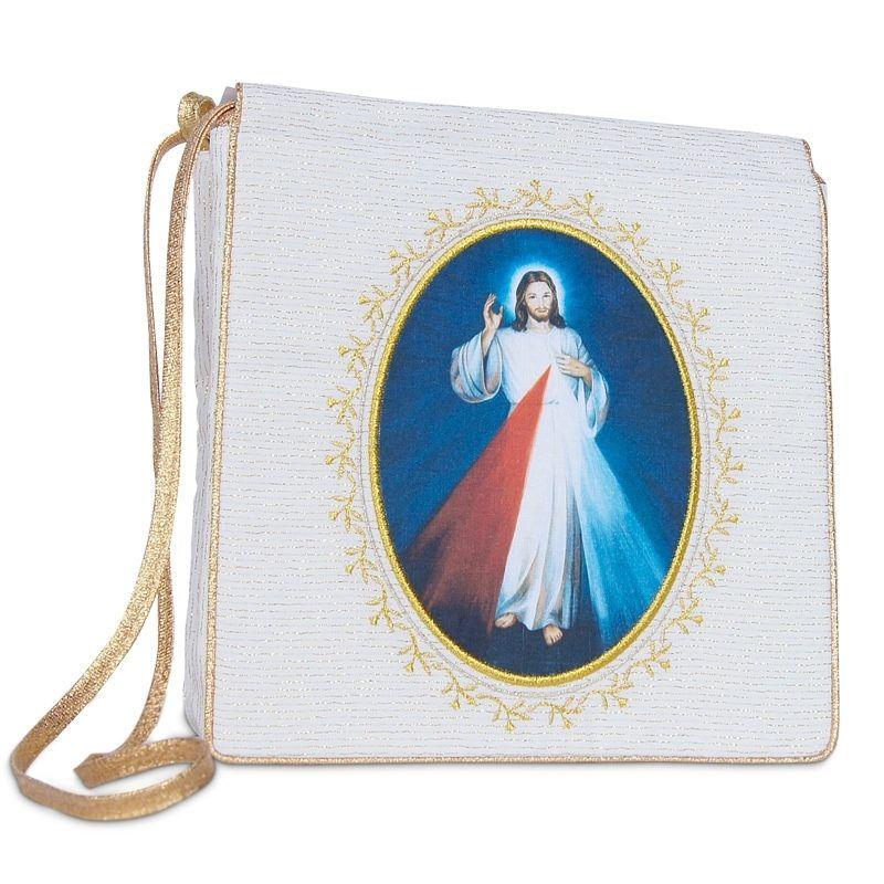 Bursa haftowana Jezus Miłosierny