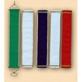Szarfa do dzwonków - kolory liturgiczne