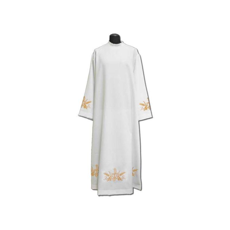 Alba kapłańska haftowana (2)
