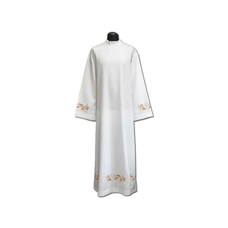 Alba kapłańska haftowana  (4)