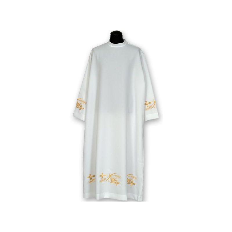 Alba kapłańska haftowana  (6)