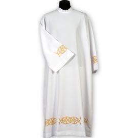 Alba kapłańska haftowana  (13)