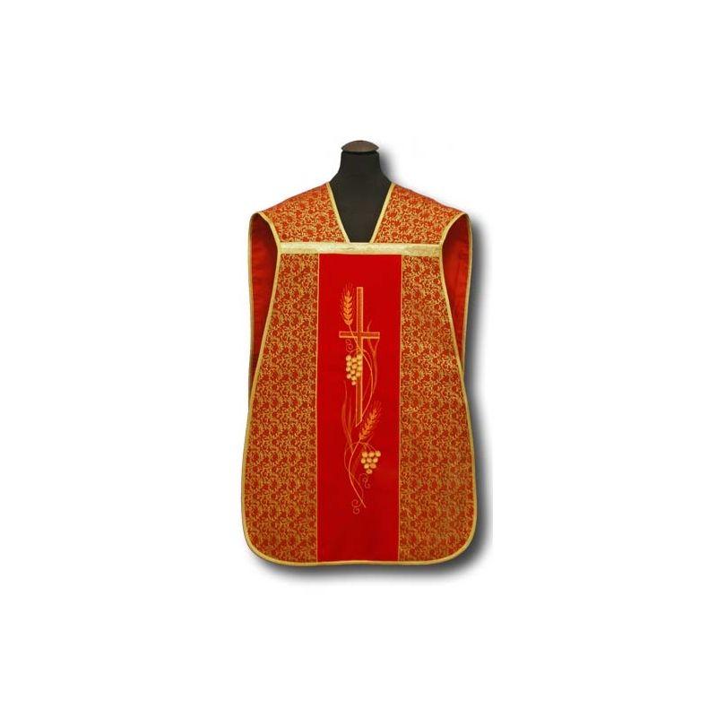 Ornat rzymski haftowany (2)