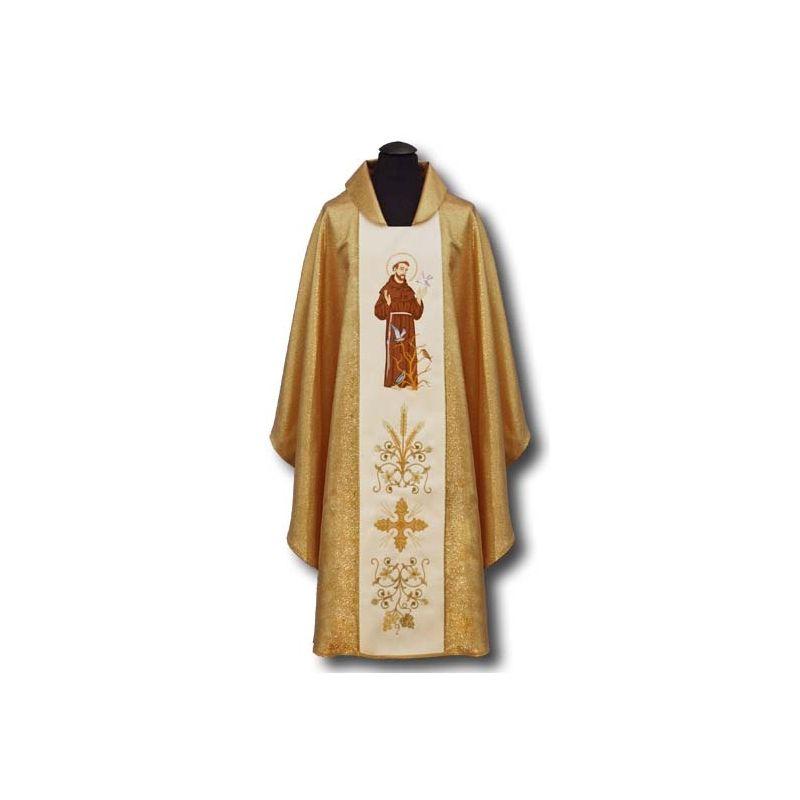 Ornat  haftowany św. Franciszek (2)