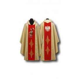 Ornat haftowany św. Florian