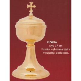 Puszka liturgiczna 17 cm (4)