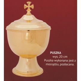 Puszka liturgiczna 20 cm (5)