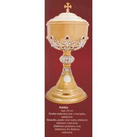 Puszka liturgiczna 34 cm (6)