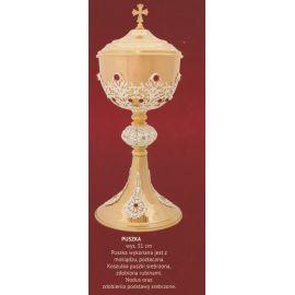 Puszka liturgiczna 31 cm (7)