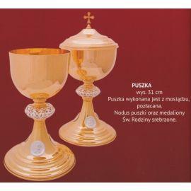 Puszka liturgiczna 31 cm (9)