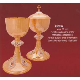 Puszka liturgiczna 31 cm (10)