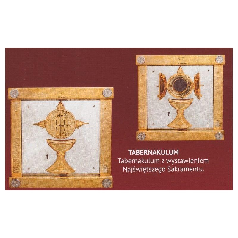 Tabernakulum z wystawieniem Najświętszego Sakramentu (10)