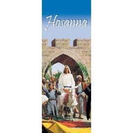 Baner - Hosanna