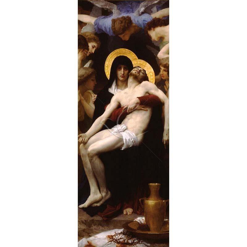 Baner Wielkanocny - Pieta