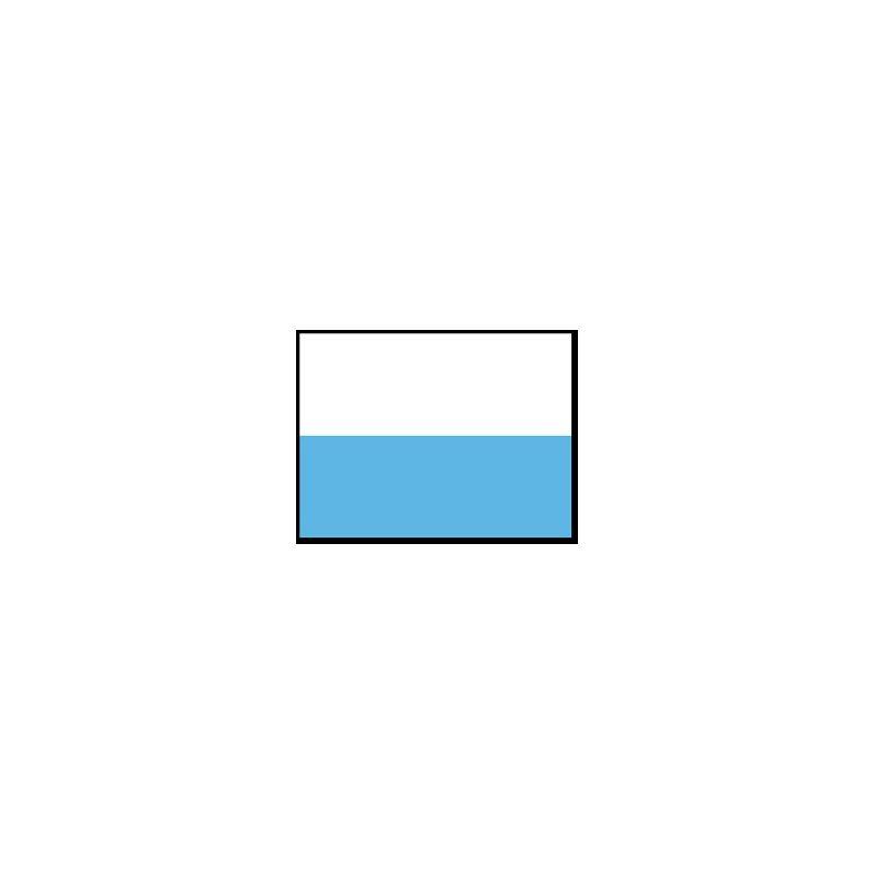Flaga Maryjna biało-niebieska