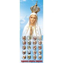 Baner - Tajemnice Różańca Świętego (2)
