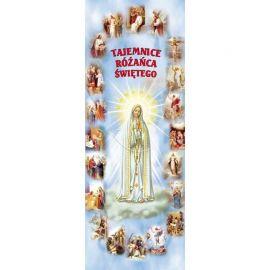 Baner - Tajemnice Różańca Świętego (6)