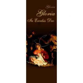 Baner Bożonarodzeniowy - Gloria in excelsis Deo (3)