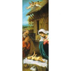 Baner Bożonarodzeniowy - Święta Rodzina (3)