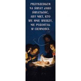 Baner Bożonarodzeniowy - To dziecię, to nasz Bóg! (1)