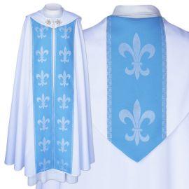 Kapa liturgiczna Maryjna (29)