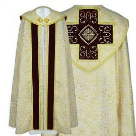 Kapa liturgiczna haftowana (30)