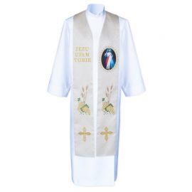 Stuła kapłańska - Jezu Ufam Tobie