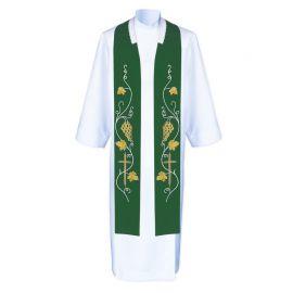 Stuła kapłańska haftowana - koncelebra (2)