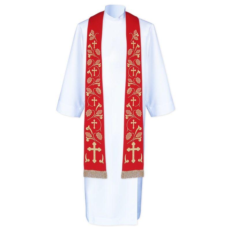 Stuła kapłańska rzymska - koncelebra (3)