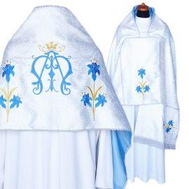 Welon liturgiczny - motyw Maryjny (2)