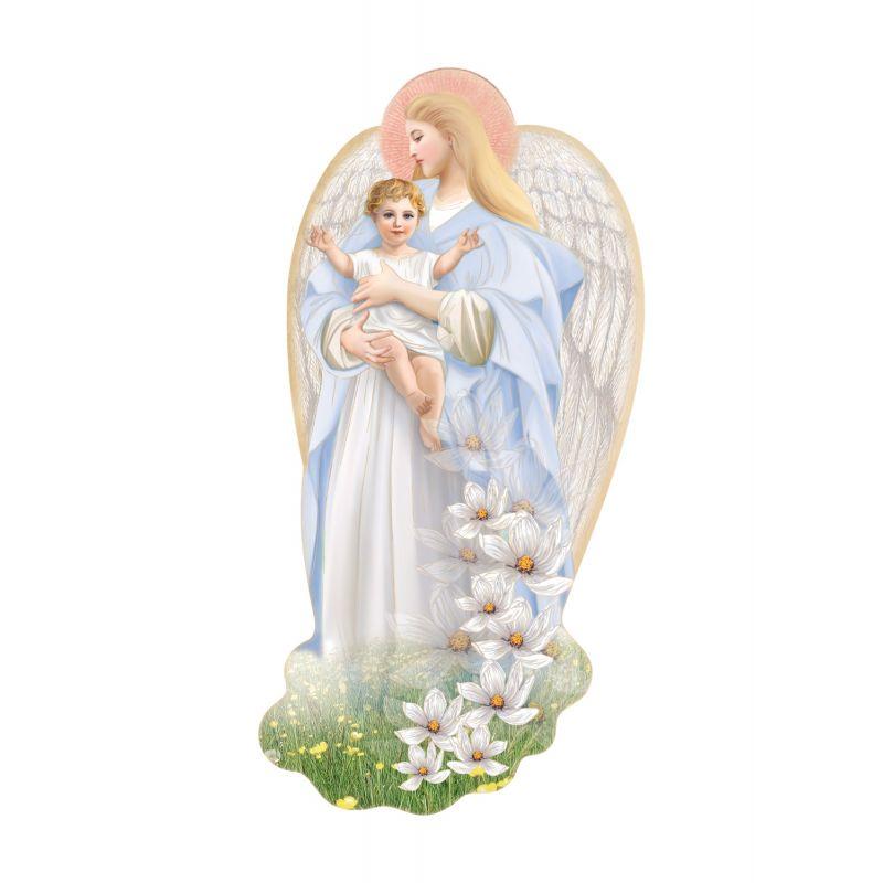 Ikona Anioł Stróż (9)