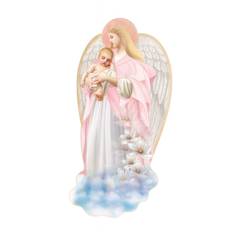 Ikona Anioł Stróż (10)