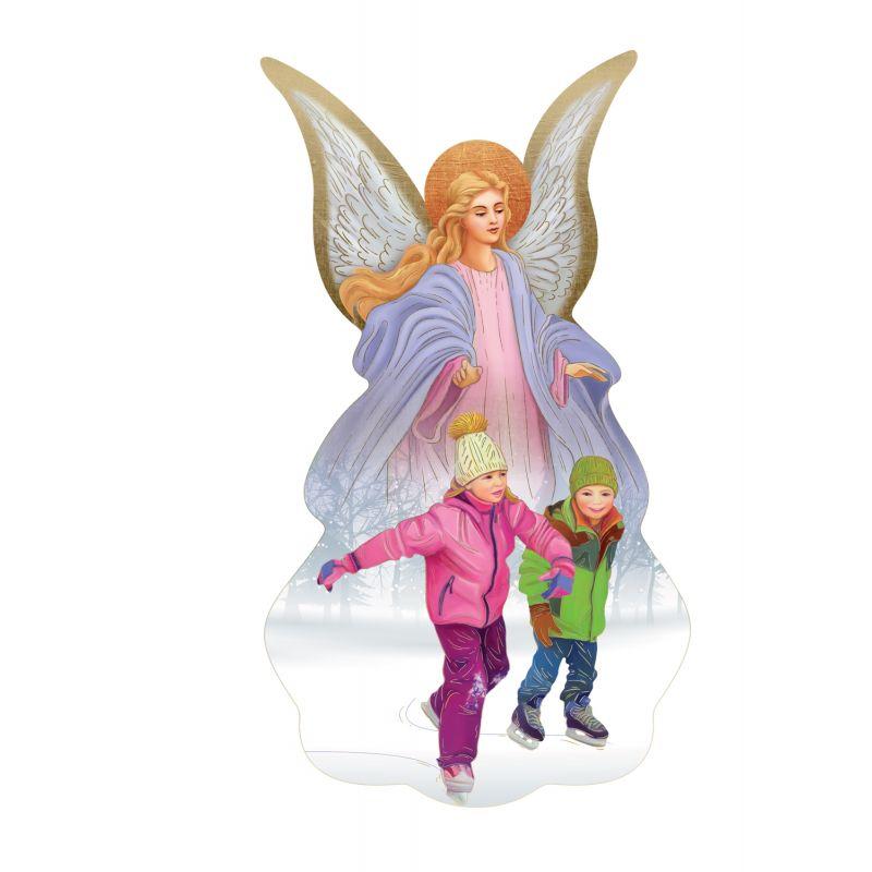 Ikona Anioł Stróż (13)