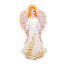 Ikona Anioł trzymający serce (22)
