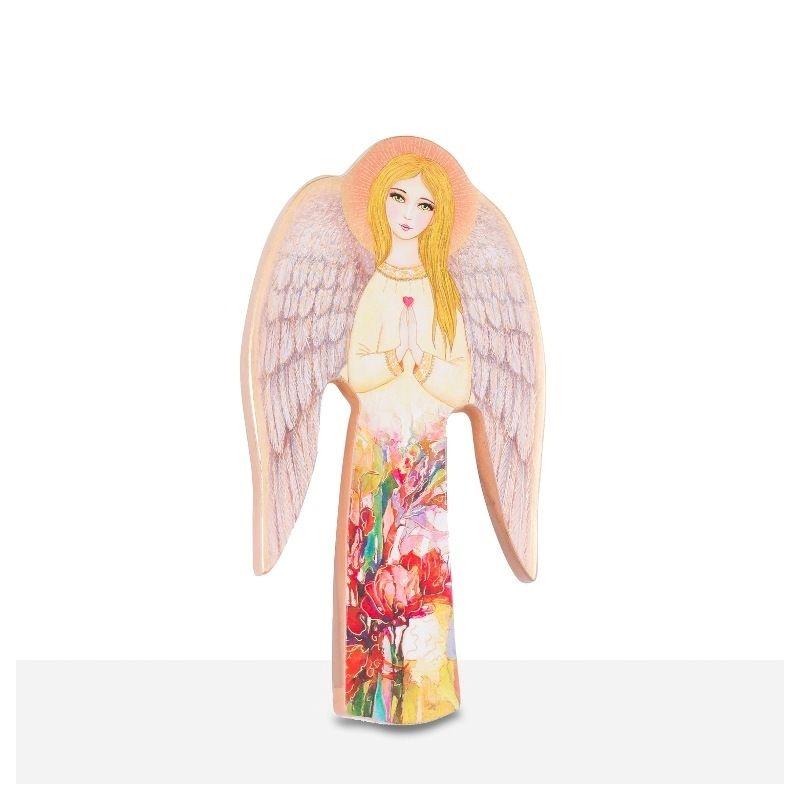 Ikona Anioł trzymający serce (26)