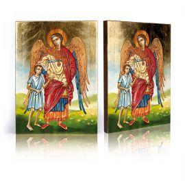 Ikona Anioł Stróż (27)