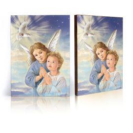 Ikona Anioł stróż z Duchem Świętym (29)