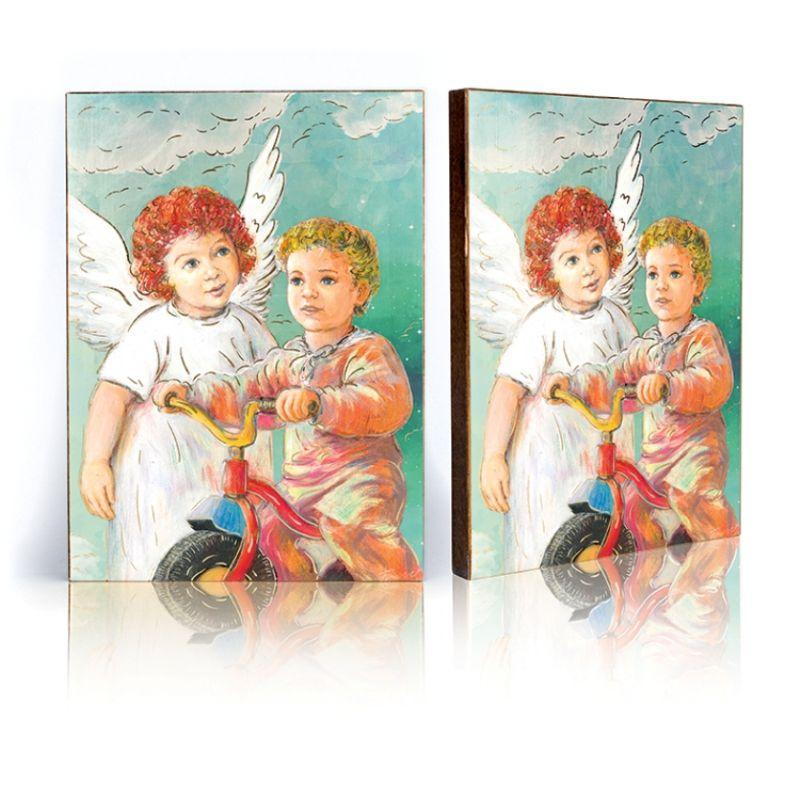 Ikona Anioł Stróż (34)