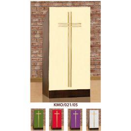 Lektorium/welon haftowany na ambonkę - Krzyż (21)
