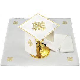 Bielizna kielichowa Krzyż Jerozolimski - 17