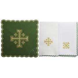 Bielizna kielichowa Krzyż Jerozolimski - 18