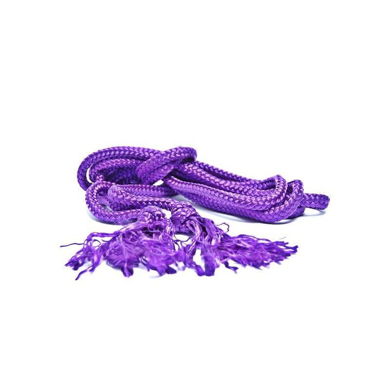 Cingulum bawełniane fioletowe - 4 m