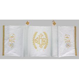 Welon IHS na ramiona - piękny haft