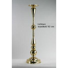 Lichtarz paschalny, mosiężny - 92 cm (14)