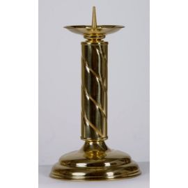 Lichtarz mosiężny - 27 cm (19)