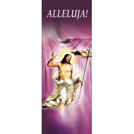 """Baner na Wielkanoc """"ALLELUJA!"""" (3)"""