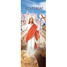 """Baner na Wielkanoc """"ALLELUJA!"""" (4)"""