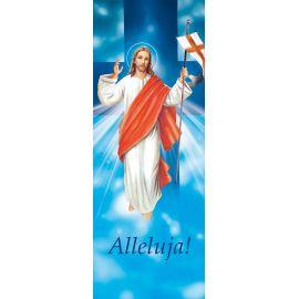 """Baner na Wielkanoc """"Alleluja!""""  (5)"""