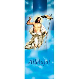 """Baner na Wielkanoc """"Alleluja!"""" (6)"""