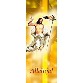 """Baner na Wielkanoc """"Alleluja!"""" (7)"""